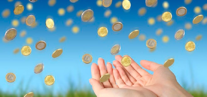 HOW TO TAKE CHARGE OF THE ENERGY & REALITY OF MONEY